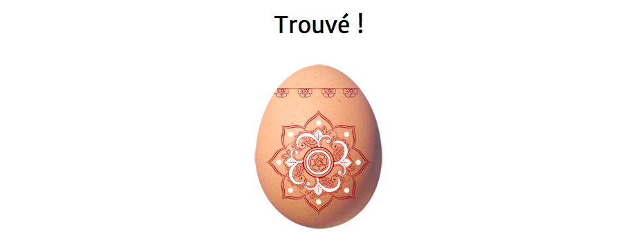 chasse aux oeufs Sioou