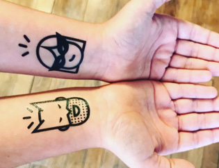 tattoos personnalisés