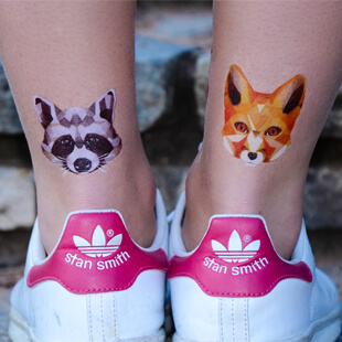 Tous les tatouages animaux