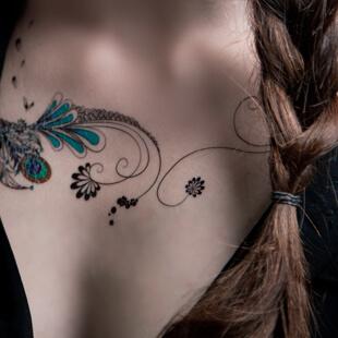 Tous les tatouages fins